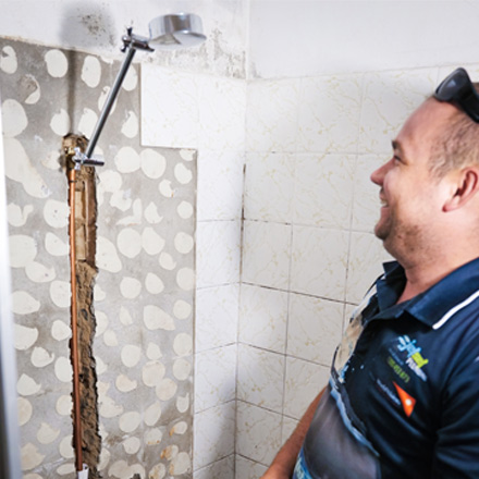 Leaking Shower Capalaba
