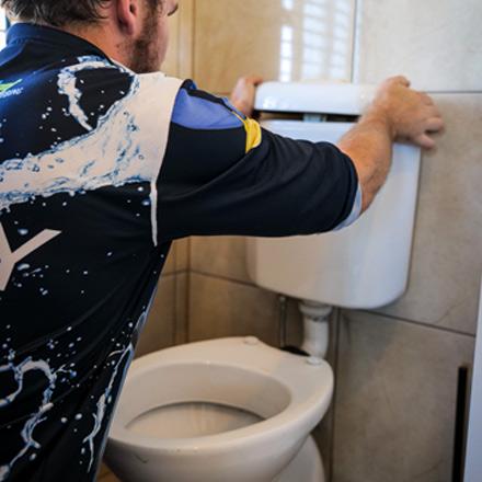 Toilet Plumbing Capalaba